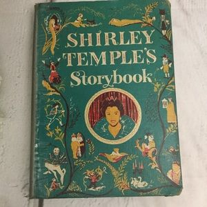 Other - Shirley Temple's storybook 1958 Vintage rare